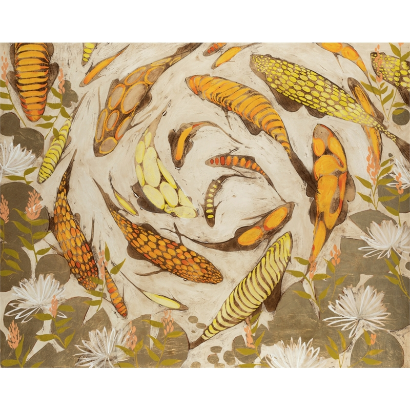 Botanical and Koi