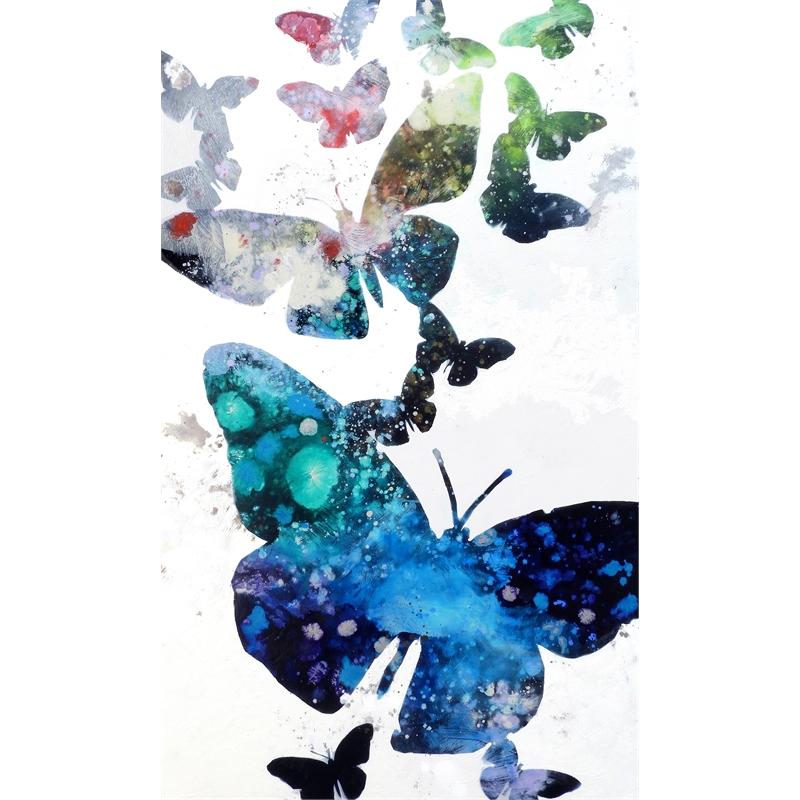 Les Papillons en Vol VII, 2019