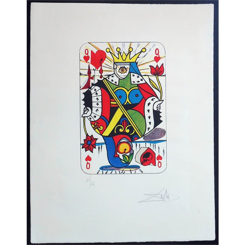 Queen of Hearts (XIII/XX), 1972