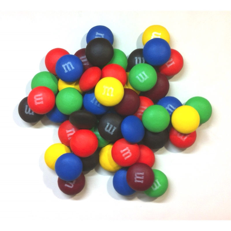 Melts in Your Mouth, Not in Your Hand (M&Ms)