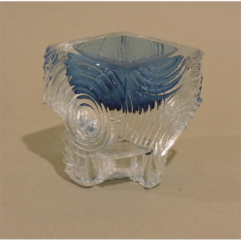 Blue 'Cube Cup'