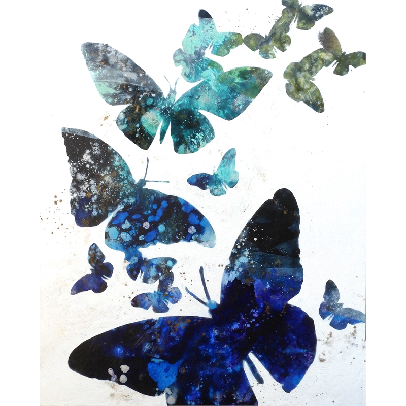 Les Papillons en Vol X, 2019