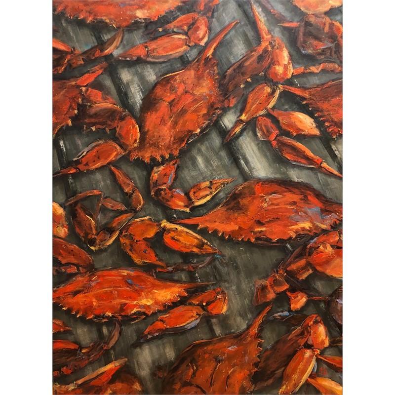 Crabs on Deck