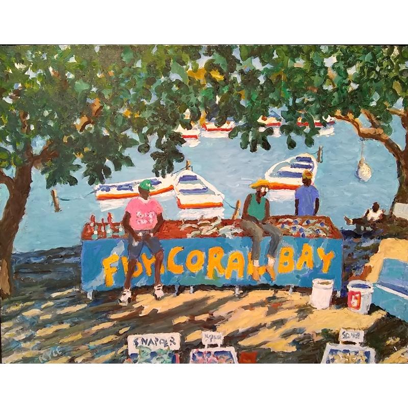 Coral Bay, St. John, 2020