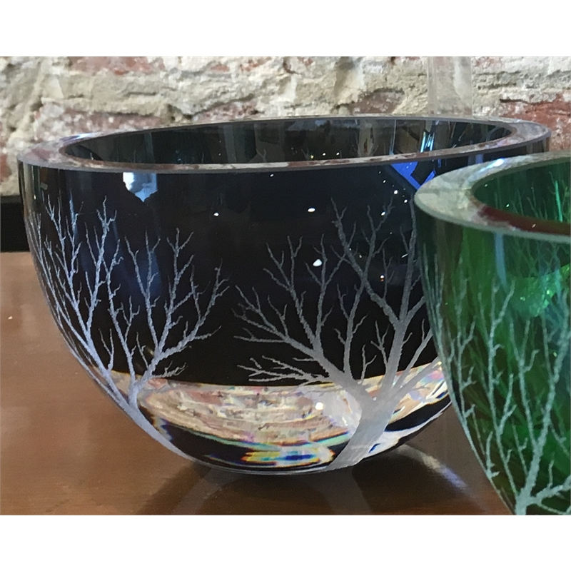 Amethyst 'Winter Bowl'