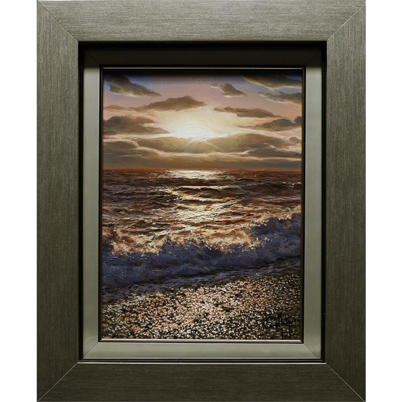 Surrender to the Sea by Alfredo Navarro