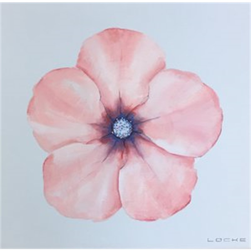 Light Pink Flower, 2018