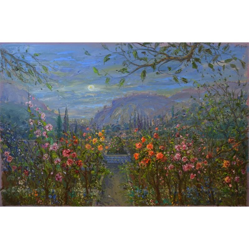 Moonlight in Chopin's Garden