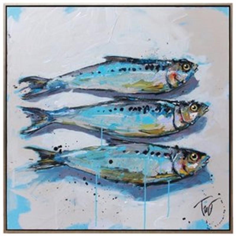 Paranoid Fishies, 2018