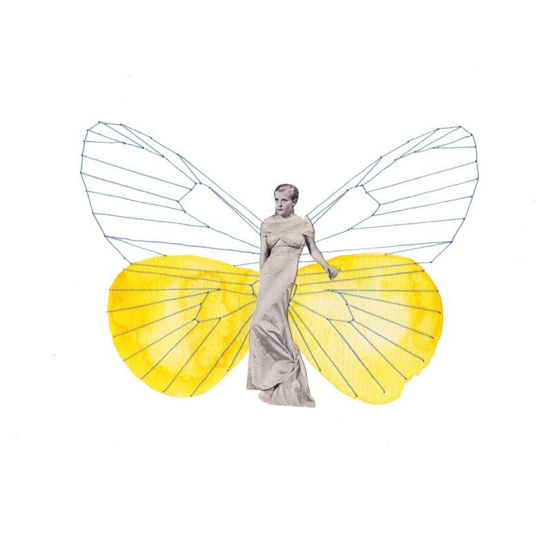 Butterfly Angel #3, 2015