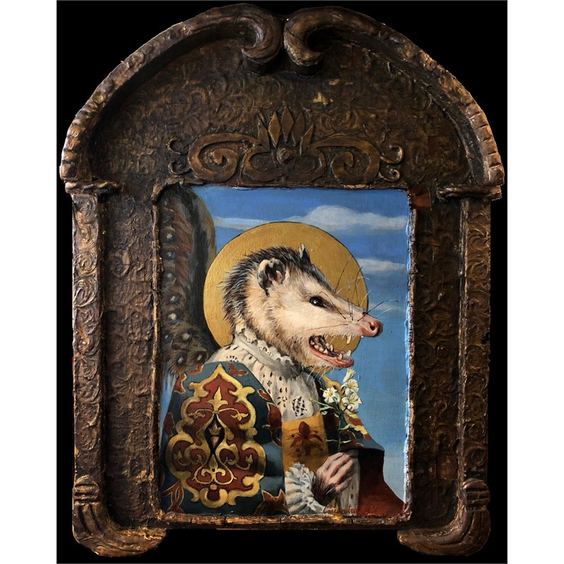 Saint Opossum; Virginia's Unsung Hero, 2019