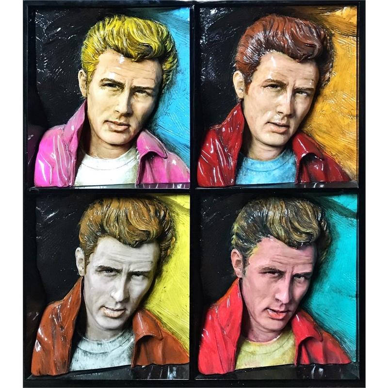 Warhol James Dean 4, 2018