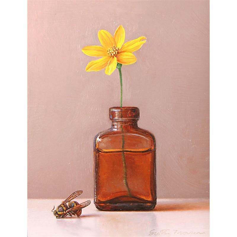 Flower Bottle Wasp