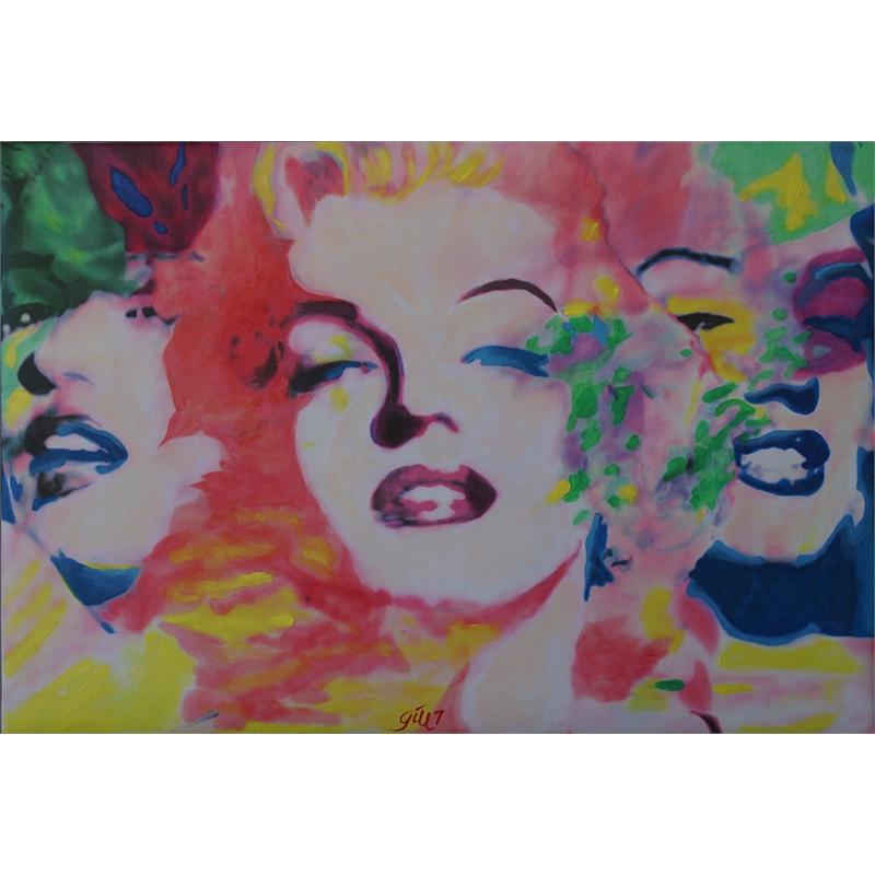 Triple Marilyn