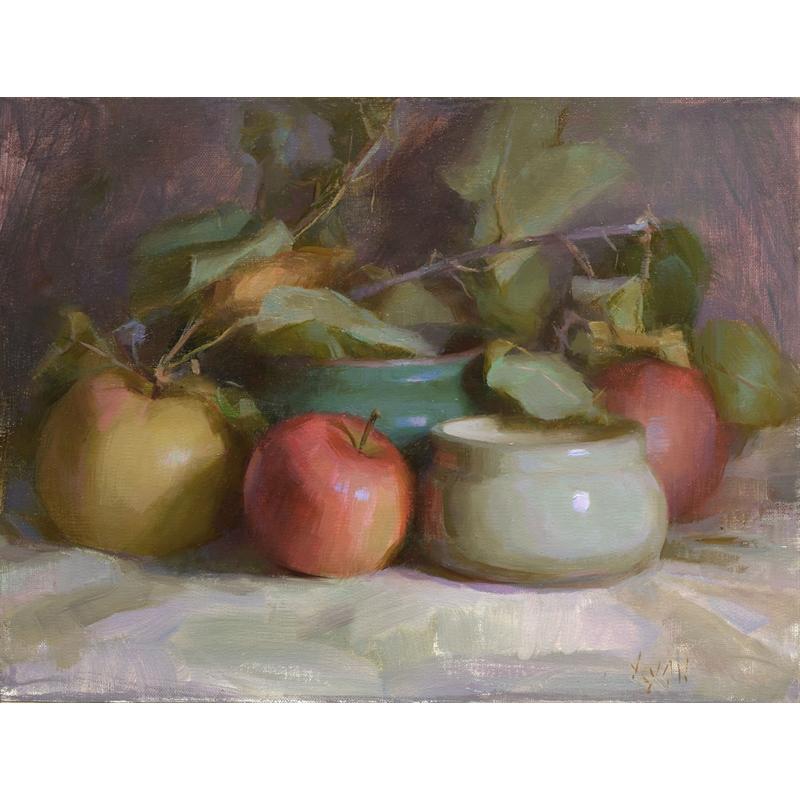 Stephanie's Apple
