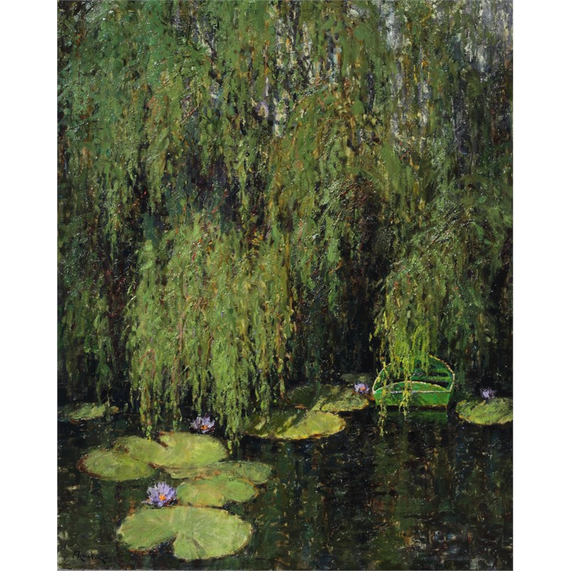 Glorious Willows by Alan Wolton
