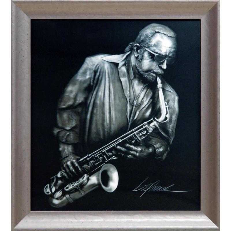 Jazzman Virtual Relief (/295), 2020