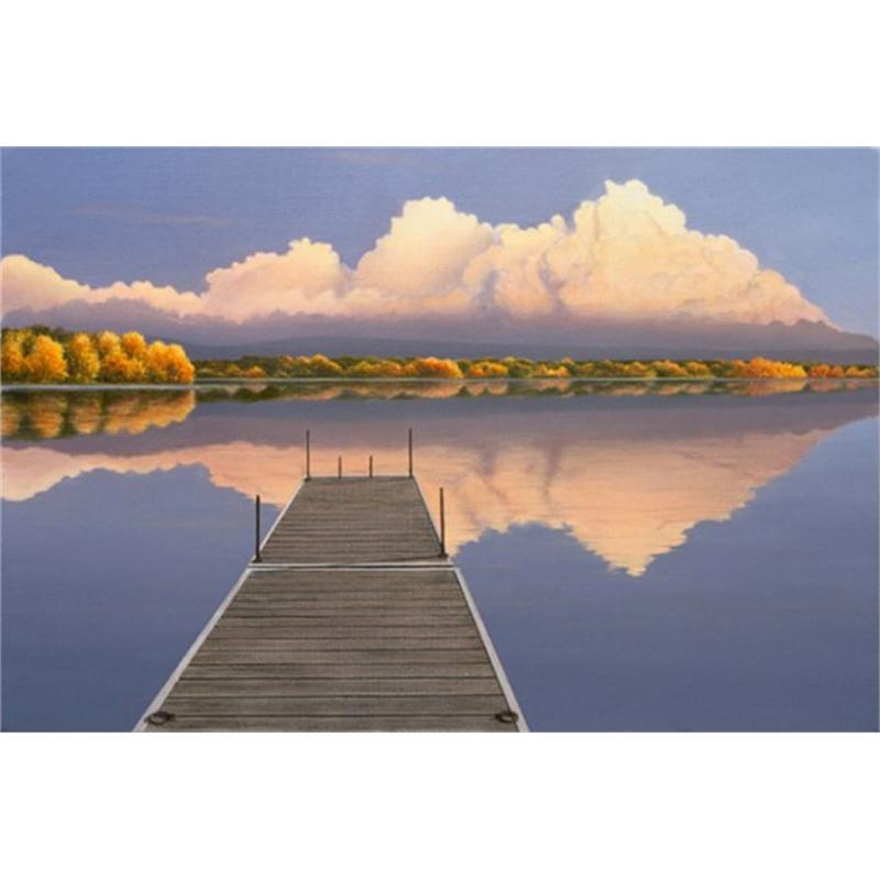 Autumn Lake (0/100)