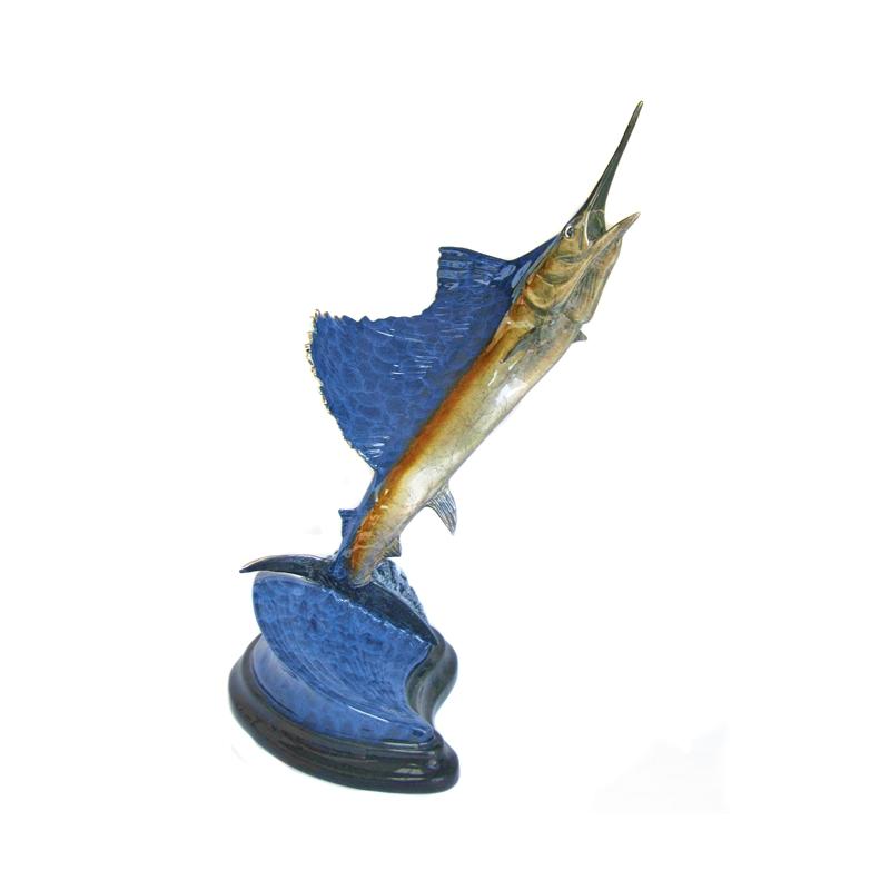 Mini Sailfish by Chris Barela
