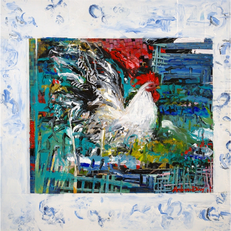 White Rooster, 2019