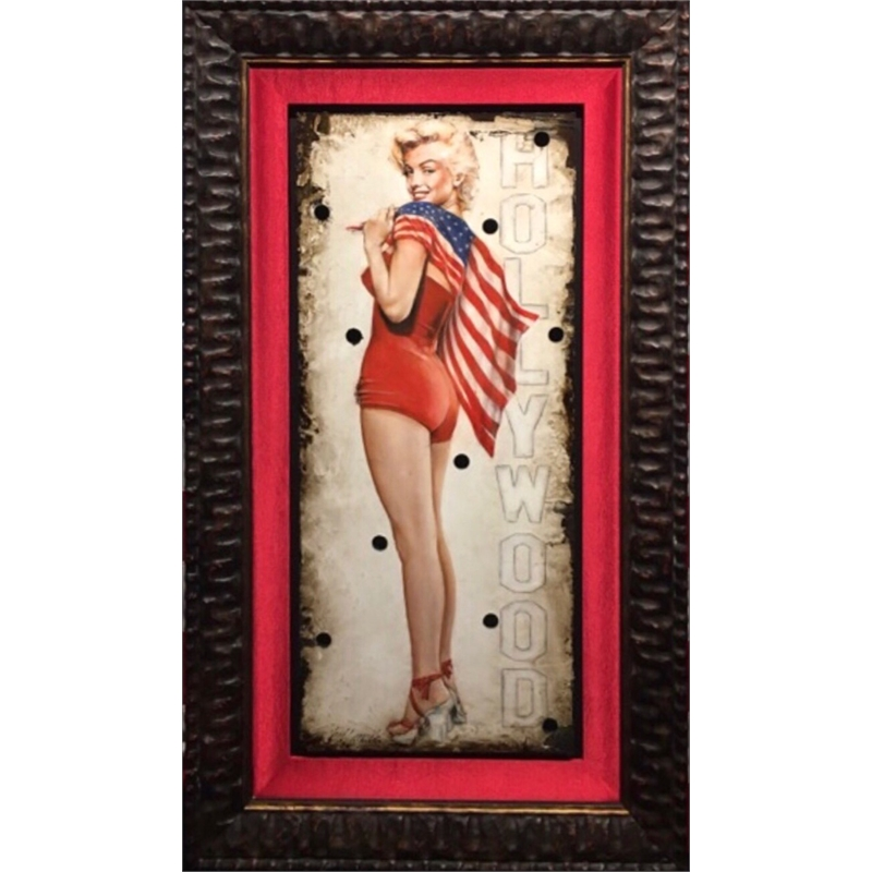 Patriotic Legend- Marilyn Monroe
