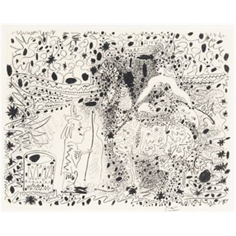 L'Ecuyere, 1960 A200998 (137/200)