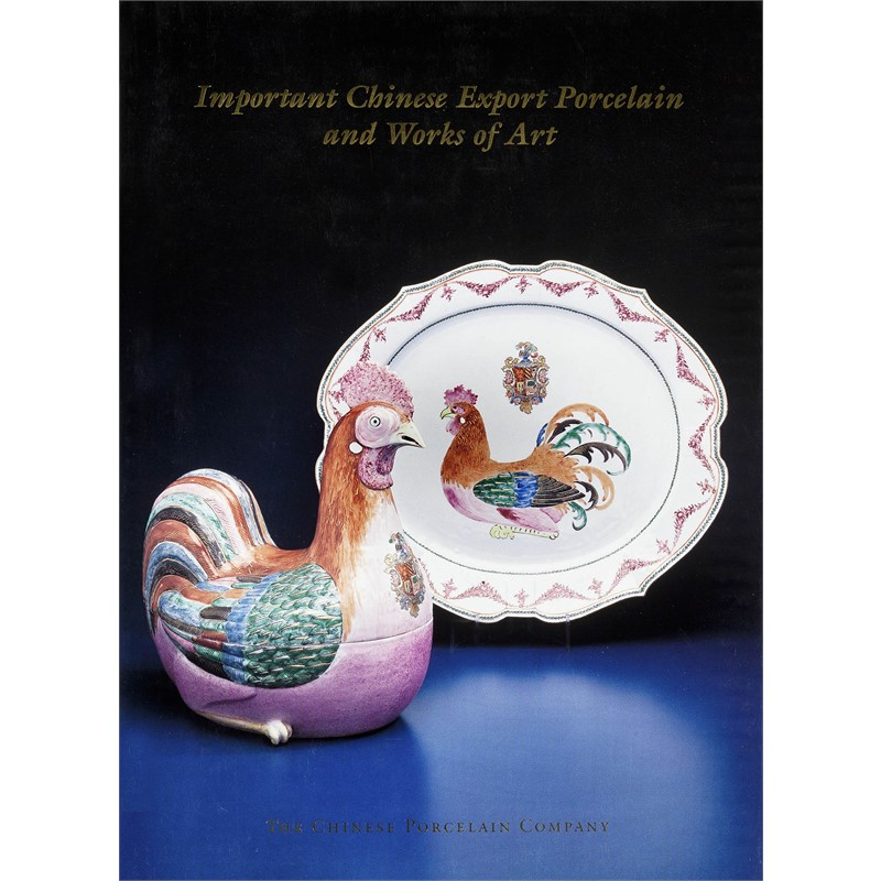 Important Chinese Export Porcelain and Works of Art, 1998