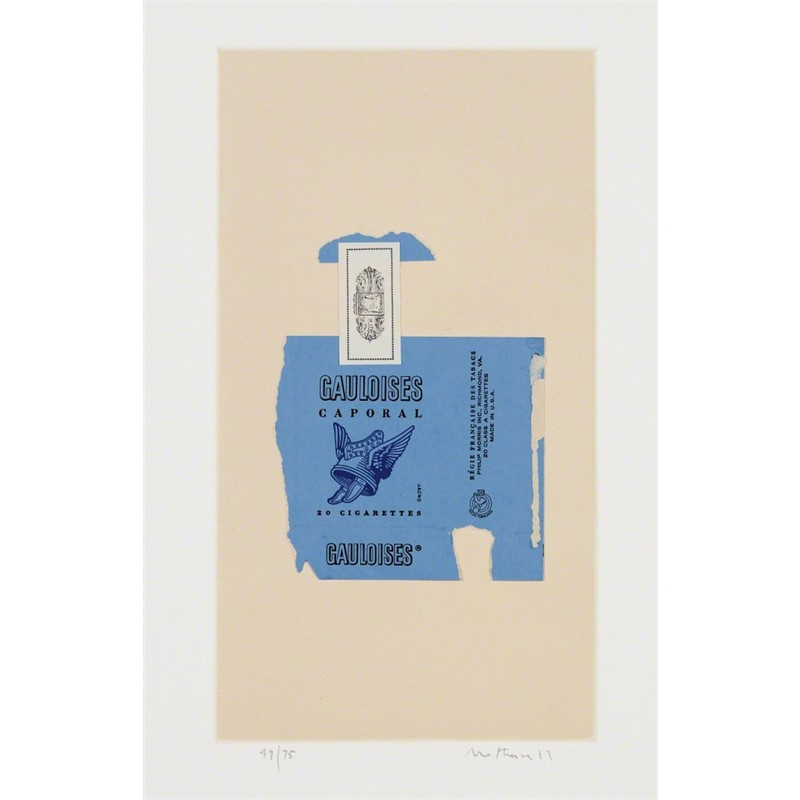 Gauloises Bleues, 1968
