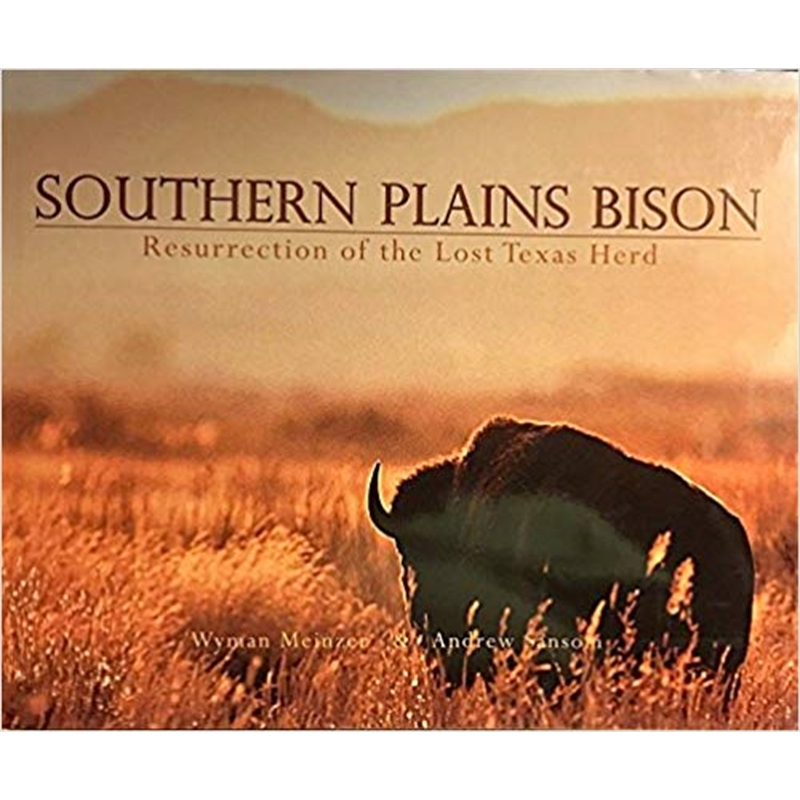 Souther Plains Bison Resurrection of the Lost Texas Herd, 2011