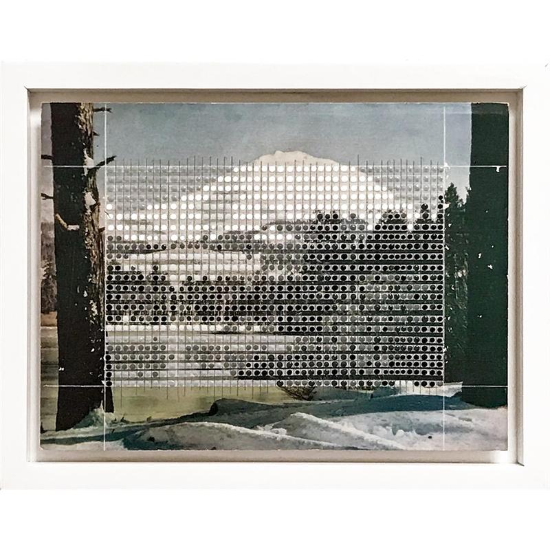Borrowed Landscapes Study No. 99 / California, Mount Lassen , 2017