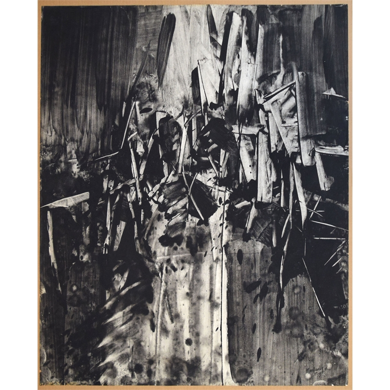 COMPOSITION, French, 1959
