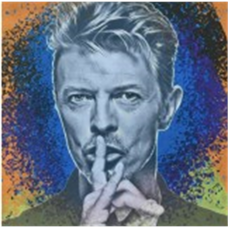 Let the Music Play Series: David Bowie (/25)