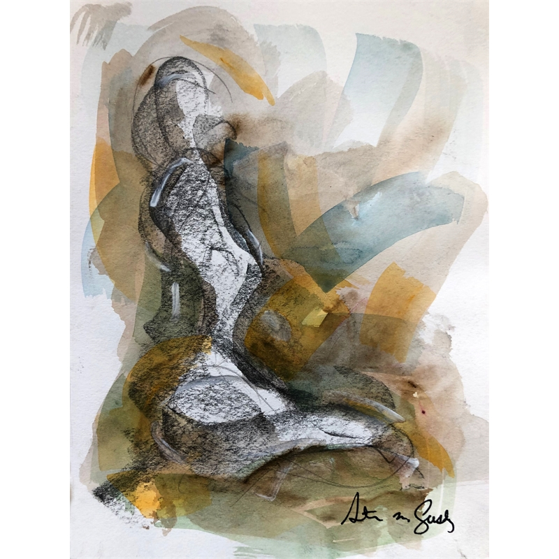 Untitled (Life Drawing), 2018