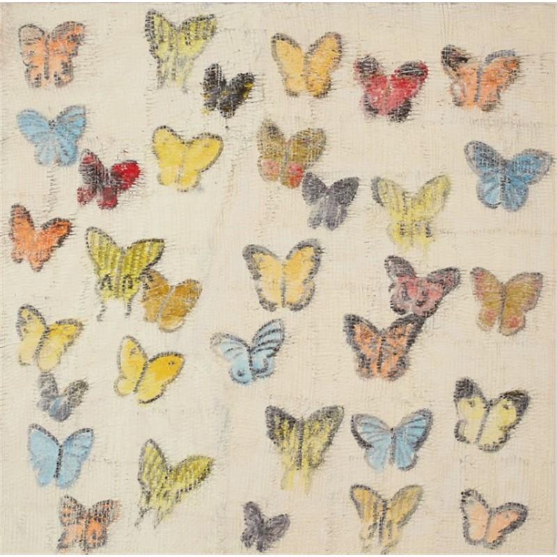 White Butterflies (CRK02296), 2007