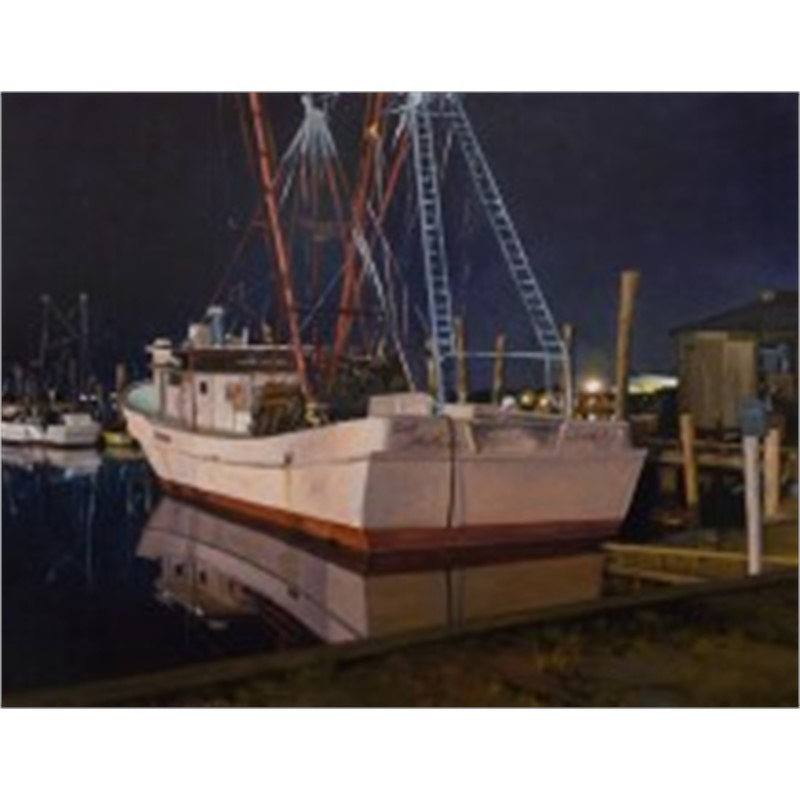 Docked After Dark (Clyde Phillips, Swansboro)