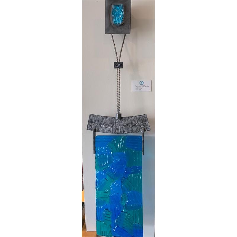 Precast Rumi (Bright Blue Turquoise)