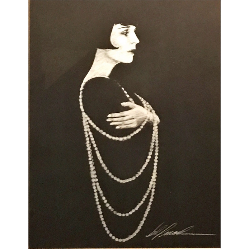 Louise Brooks Black and White 043