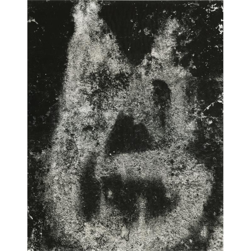 Rome Hieroglyph 2 by Aaron Siskind