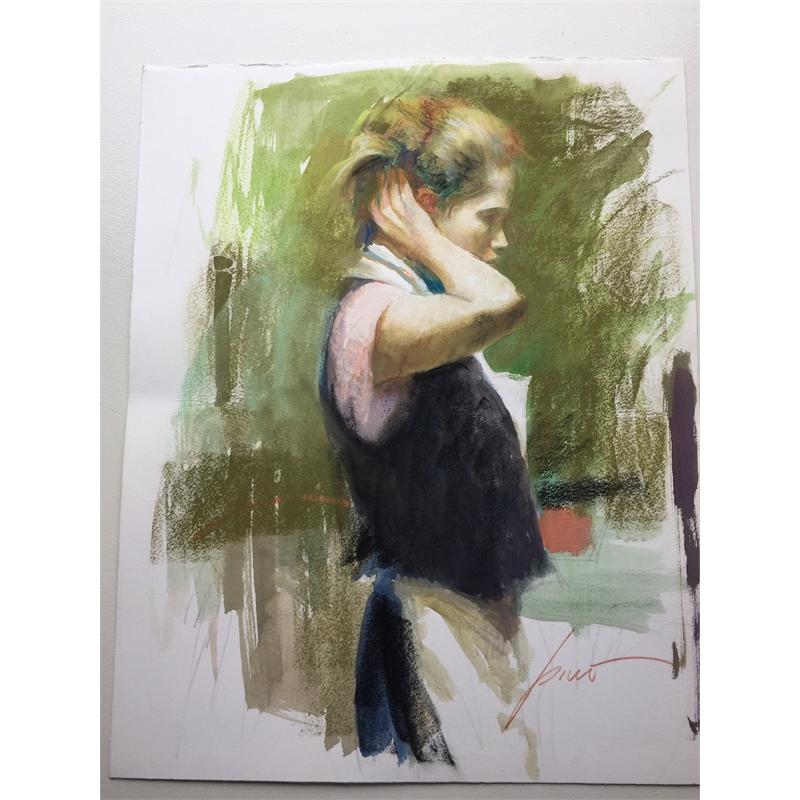 Original Watercolor Release 6