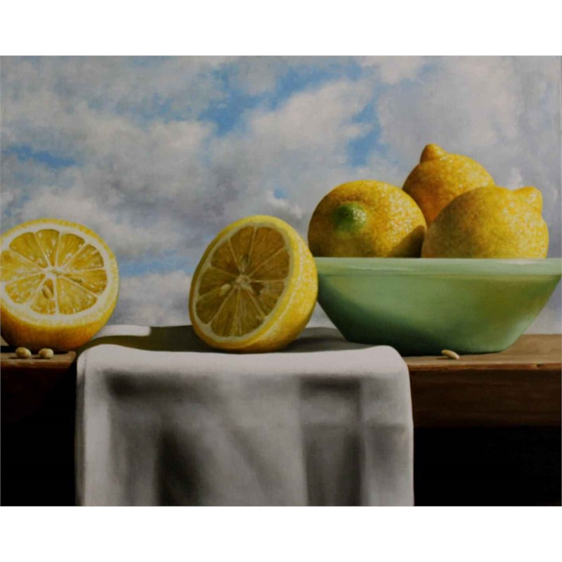 Lemons and Sky