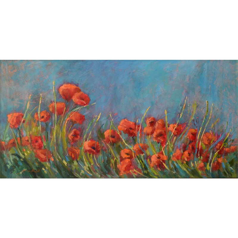 Untamed (Tuscan Poppies)