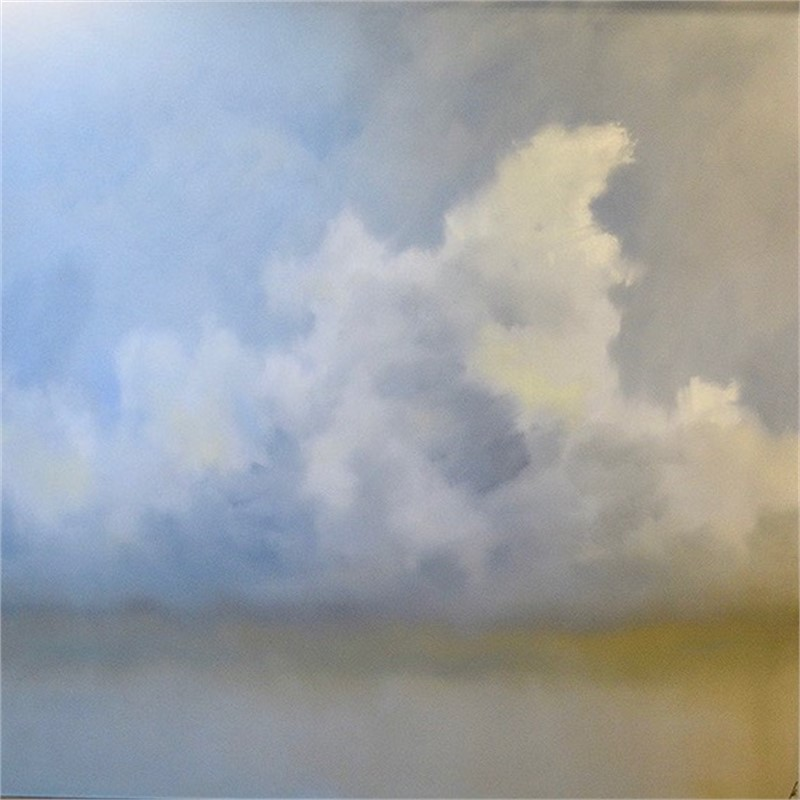 Schoona River Clouds, 2017