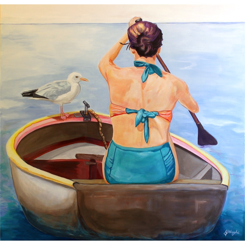 Journey: The Woman and the Gull