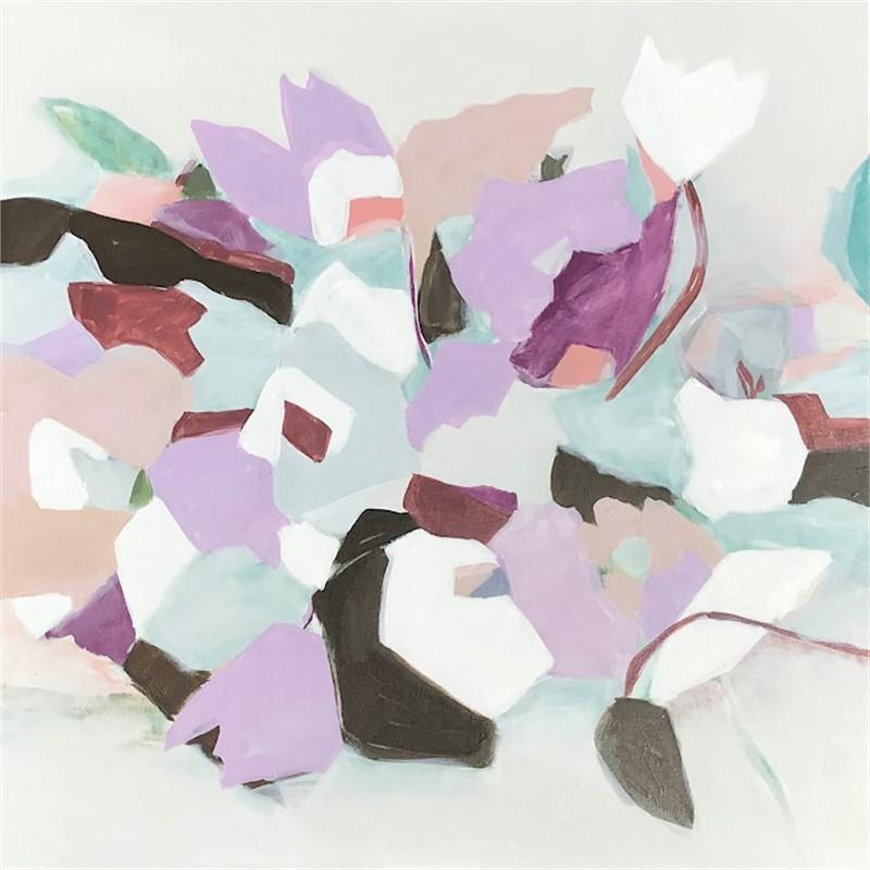 Pop Flowers 4, 2019
