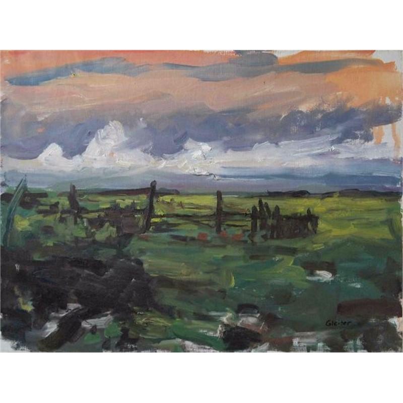 Ulrich Gleiter - Orange Sunset