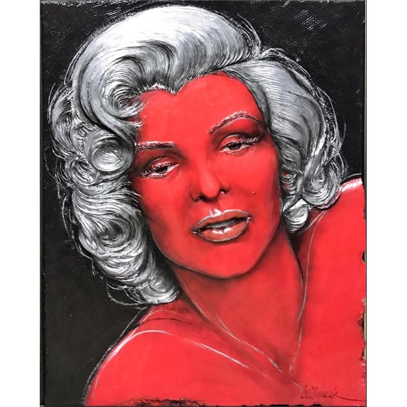 Warhol Red Marilyn, 2018