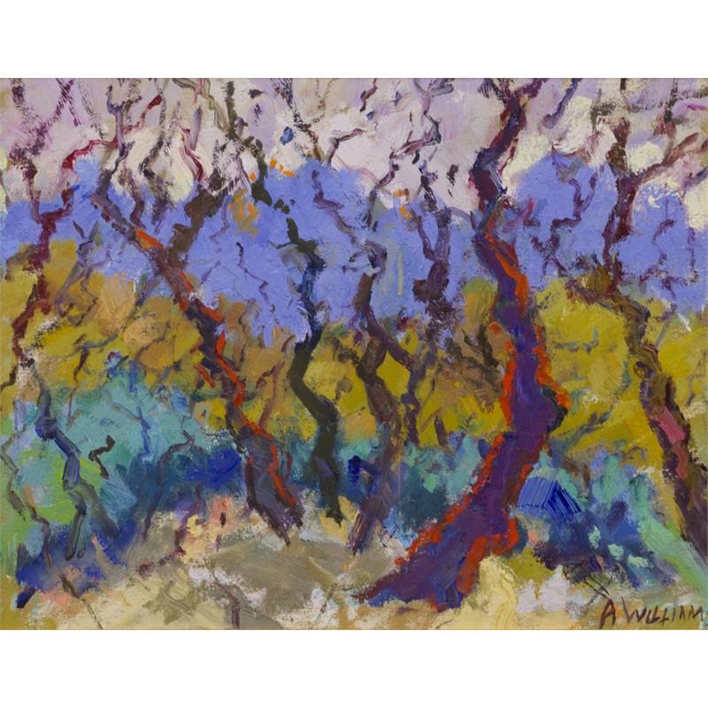 La Foret de Cezanne