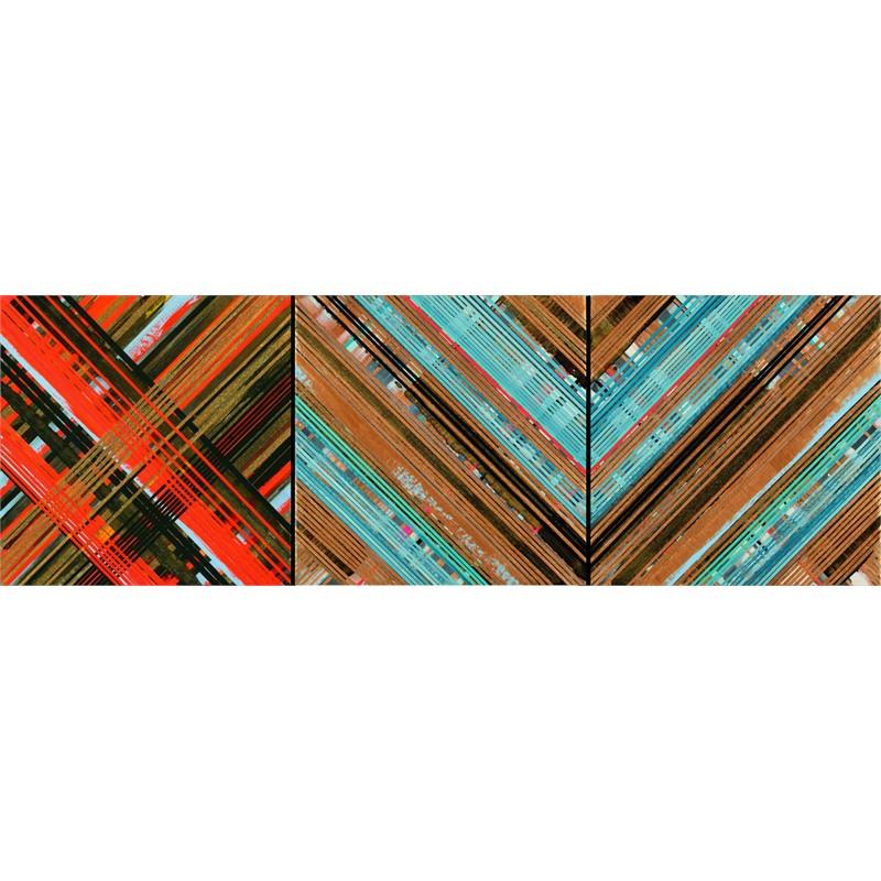 Weaving 1418 (Bowie)