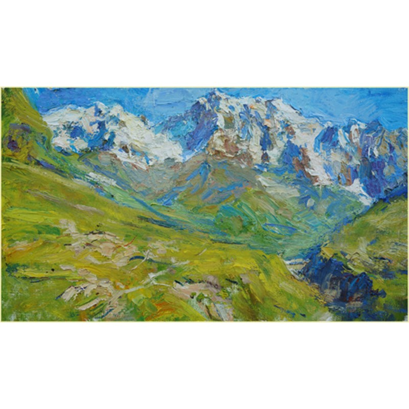 High Alpine Meadows