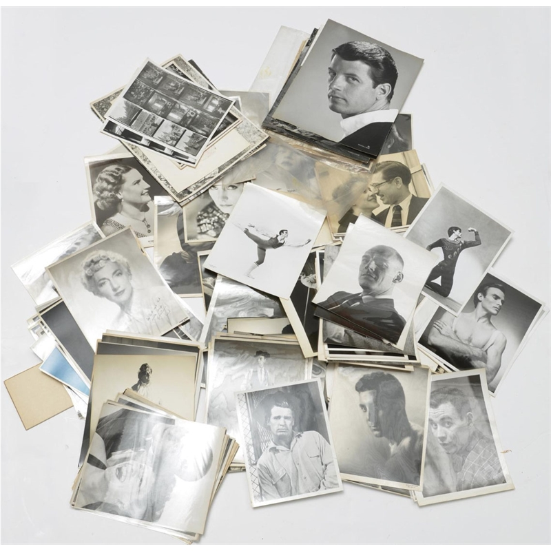 COLLECTION OF VINTAGE PHOTOGRAPHS, American, 20th century